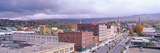 Main Street Usa, North Adams, Massachusetts Photographic Print by Panoramic Images