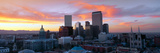 Skyline, Denver, Colorado Photographic Print by Panoramic Images