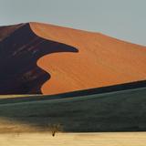 Sand Dune, Sossusvlei, Namib Desert, Namib-Naukluft National Park, Namibia Photographic Print by Green Light Collection