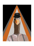 Clockwork Orange Goose Plakater af  Fab Funky
