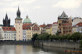 View of Old Town Prague Photographic Print by Jill Schneider