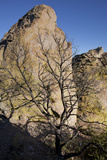 Rock Formation at Massai Point in Chiricahua National Monument Photographic Print by Scott Warren