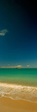 Surf on the Beach, Cat Island, Bahamas Photographic Print by Panoramic Images
