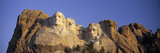 Panoramic Sunrise View on Presidents George Washington Photographic Print by Panoramic Images