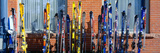 Skis at Vail, Colorado Photographic Print by Panoramic Images