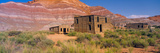 Ghost Town, Movie Set, Paria, Utah Photographic Print by Panoramic Images