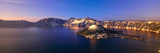 Crater Lake National Park, Oregon Photographic Print by Panoramic Images