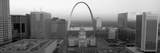 Courthouse and Memorial Arch, St. Louis, Missouri Photographic Print by Panoramic Images