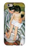 The Bath iPhone 6 Case by Mary Cassatt