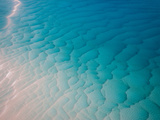 Patterns of Sand and Sea in Bazaruto Archipelago, Mozambique Prints by Jody Macdonald