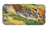 Huts in Auvers iPhone 6 Case by Vincent van Gogh