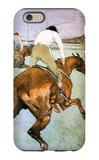 The Jockey 2 iPhone 6 Case by Henri de Toulouse-Lautrec