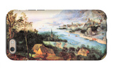 River Landscape with a Sower iPhone 6s Case by Pieter Bruegel the Elder