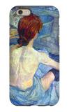 Rousse the Toilet iPhone 6 Case by Henri de Toulouse-Lautrec