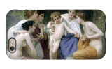 Admiration iPhone 6 Case by William Adolphe Bouguereau