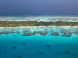 Atolls in the Maldive Islands Posters by Jody Macdonald