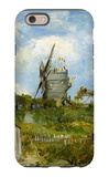 Blut Fin Windmill iPhone 6 Case by Vincent van Gogh