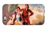 The Umbrellas iPhone 6s Case by Francisco de Goya