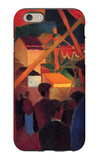 Tightrope iPhone 6s Case by Auguste Macke