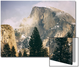Half Dome and Wispy Clouds in Late Afternoon, Yosemite Valley Prints by Vincent James