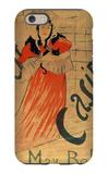 Le Divan Japonais iPhone 6 Case by Henri de Toulouse-Lautrec