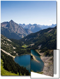 A Small Lake in the North Cascades National Park Plakat av Michael Hanson