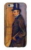 Louis Pascal iPhone 6 Case by Henri de Toulouse-Lautrec