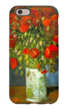 Red Poppies iPhone 6 Case by Vincent van Gogh