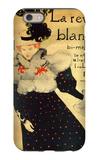 La Reveu Blanche iPhone 6 Case by Henri de Toulouse-Lautrec