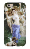 The Invasion iPhone 6 Case by William Adolphe Bouguereau