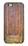 Tannenwald I iPhone 6s Case by Gustav Klimt