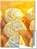 Close Up of Cream Pastries Plakater av Kike Calvo