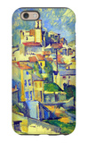 Gardanne iPhone 6 Case by Paul Cézanne
