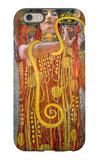 Hygeia iPhone 6 Case by Gustav Klimt