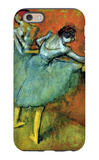 Dancers at the Bar iPhone 6 Case by Edgar Degas