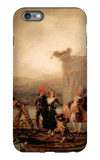 Comicos Ambulantes iPhone 6s Plus Case by Francisco de Goya