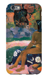 Her Name is Vairaumati iPhone 6 Plus Case by Paul Gauguin