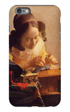 The Lacemaker iPhone 6 Plus Case by Jan Vermeer