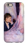 Cradle iPhone 6 Case by Berthe Morisot