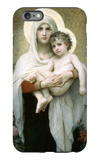 The Madonna of the Roses iPhone 6 Plus Case by William Adolphe Bouguereau