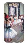 The Dance Class iPhone 6 Case by Edgar Degas
