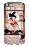 A Tedious History iPhone 6 Case by James Tissot