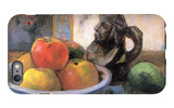 Still Life with Apples, Pears and Krag iPhone 6 Plus Case by Paul Gauguin