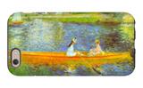 The Seine iPhone 6 Case by Pierre-Auguste Renoir
