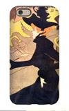 Diva Japonais iPhone 6 Case by Henri de Toulouse-Lautrec