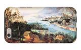 River Landscape with a Sower iPhone 6 Case by Pieter Bruegel the Elder