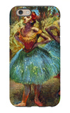 Dancers iPhone 6 Case by Edgar Degas