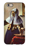 Young Woman with a Water Jug at the Window iPhone 6 Case by Jan Vermeer