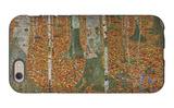 Birch Forest iPhone 6 Case by Gustav Klimt