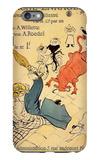 La Vache Enragee iPhone 6 Plus Case by Henri de Toulouse-Lautrec